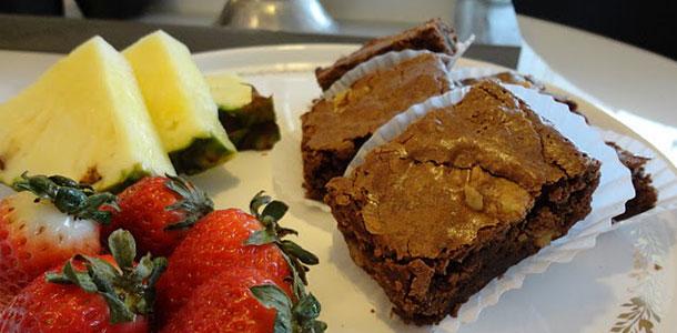 laekre-brownies-med-valnodder