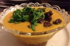 lækker cremet linsesuppe